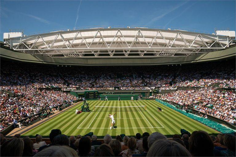 Un Día En Wimbledon