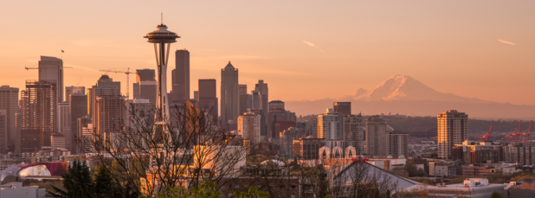 Vivir en Seattle Washington
