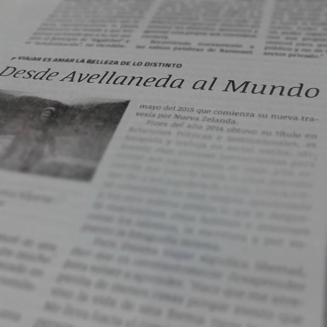 semanario reconquista dale una vuelta al mundo daiana fernandez
