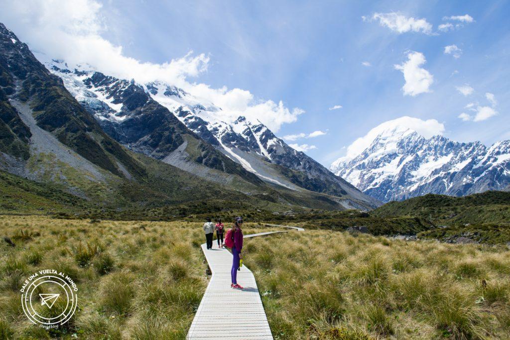MT CooK Nueva Zelanda