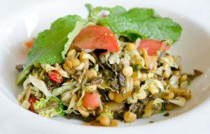 Tea Leaf Salad Myanmar