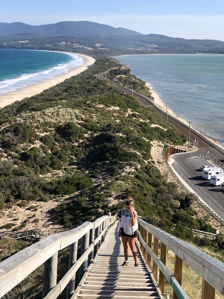 The Neck, Tasmania