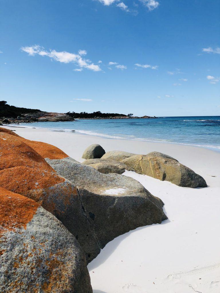 Bay Of Fire Tasmania